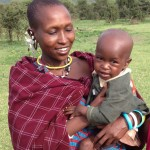 Neema and her daughter Tumaini