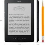 The Kindle eBook reader has transformed life in the bush.